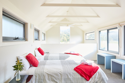 valley view mezzanine bedroom carousel